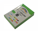 Picture of Copy Paper Rainbow A4 80GSM Bright Green PK500
