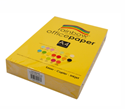 Picture of Copy Paper Rainbow A4 80 gsm  Bright Yellow PK500